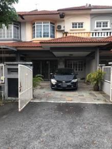 Booking RM1k Sahaja!!! Gated Guarded Nearby LRT Pusat Bandar Puchong