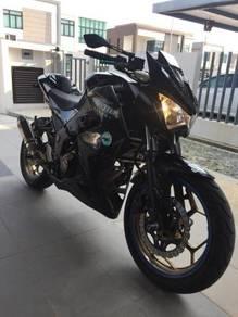 2014 Kawasaki Z250