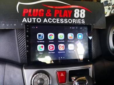 Android player myvi 16g rom gps,waze,youtube,tv