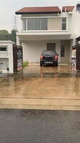 {EXTRA LAND} Puchong Bandar Kinrara BK 7, Endlot House, Freehold