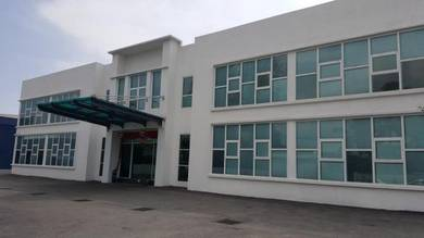 Detached Factory 43500sf in Perai 2 Butterworth