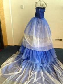 Wedding dress - lfl-007