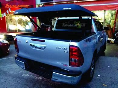 Toyota Revo Hilux Aeroklas Deck Cover 90