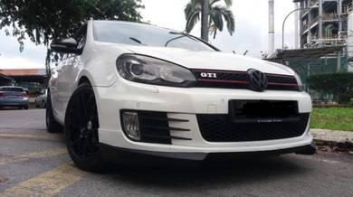 Volkswagen tsi gti golf r mk6 bodykit rieger paint