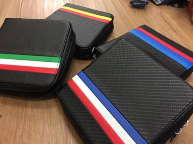 BMW Msport Italy German Carbon Look CD Holder