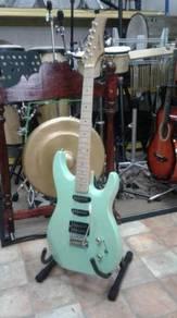 Electric Guitar Rcstromm (Turqoise)