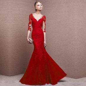 Red blue black wedding bridal dress gown RBP0680