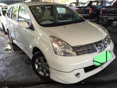 Used Nissan Livina for sale