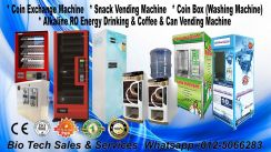 T-316-DH Drinking Water Vending Machine