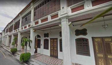 3-Sty Heritage House at Lorong Argus