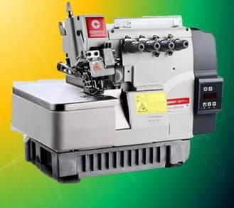 Mesin jahit tepi Industri model baru GEMSY 7720