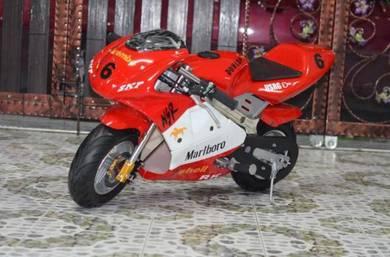Pocket bike 50cc bakri muar