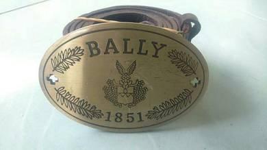 Belt BALLY Bundle