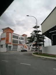 Sungai Chua Industrial Park, Kajang Semi-D Factory