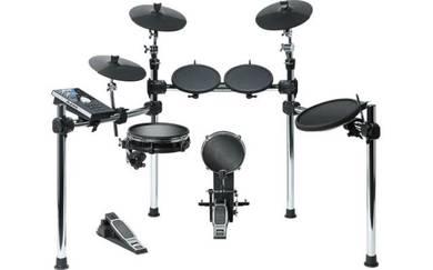 Alesis Command Kit Drums (FREE Headphones, Throne