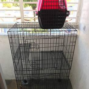 Cat/Dog cage to be sell