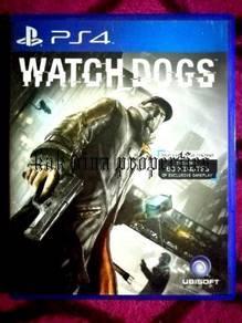 PS4 GAME - Watch Dog (DLC UNREDEEM)