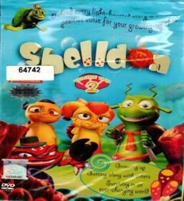 DVD ANIME Shelldon Vol.2