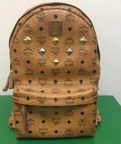 Mcm backpack medium size