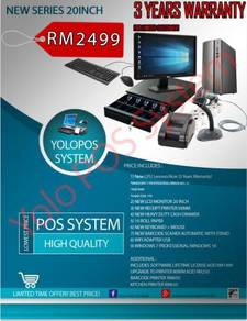 POS System Point of Sales Cashier Selangor
