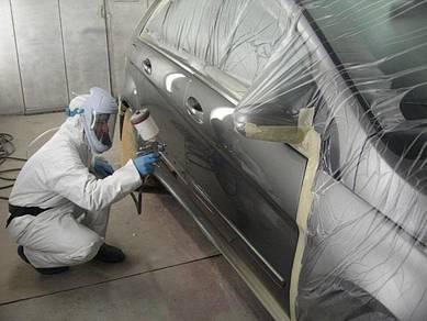 BMW MERCEDES VW AUDI same colour full car painting