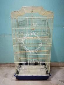 614 Tall Bird Sugar Glider Cage Sangkar Burun