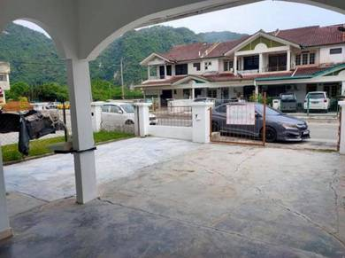 House For Sale Good Location Location Gunung Rapat 22*75