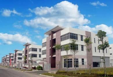 I-Parc Tanjung Pelepas Industrial Park 3 Storey Semi Detached Factory