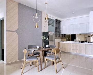 One sentral 2 Rooms Modern Furnished - unblocked view