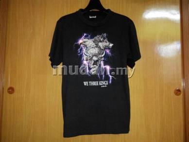 Vtg we three kings tshirt