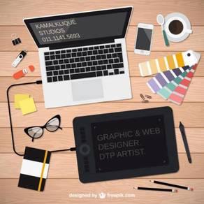 Graphic & Web Designer / DTP Artist
