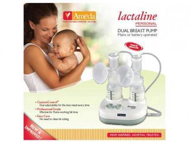Ameda purely yours double breastpump