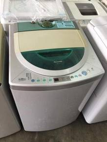 Panasonic 9kg Mesin Basuh Automatic Refurbish Auto