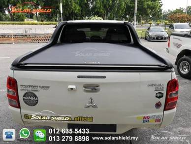 Mitsubishi Triton Adventure 4X4 Soft Lid Canvas