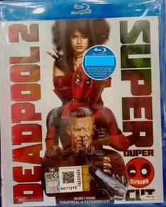 Blu-ray Deadpool 2 Ryan Reynolds Josh Brolin