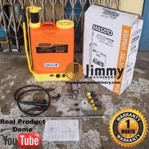 Masato 16L Battery Manual Knapsack Sprayer 2in1