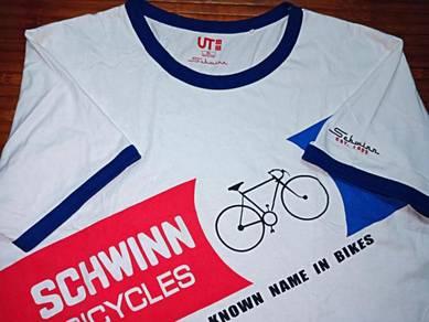 Authentic SCHWINN X UNIQLO BICYCLES SzXL T-Shirts