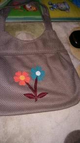 Handbag bunga2.