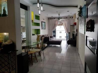 Ocean view condominium, value rent, jelutong, karpal singh, penang