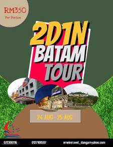 Erwin travel-group tour batam