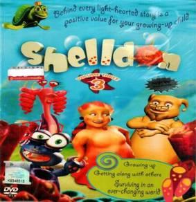 DVD ANIME Shelldon Vol.3
