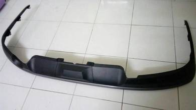 Perodua Bezza Rear Diffuser Bumper