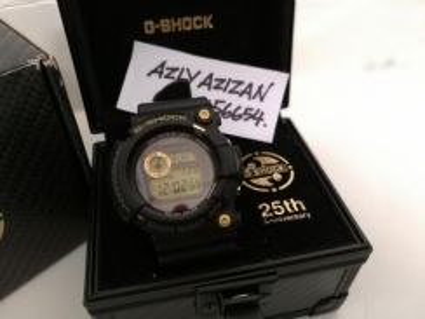 Casio G Shock GW-225-1JF Frogman 25th Anniversary
