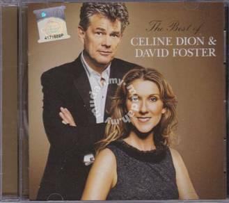 CD CELINE DION & DAVID FOSTER The Best of
