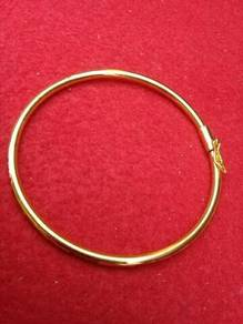 Gelang Emas Korea 24k gold plated