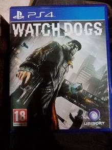 PS4 Watch dogs games