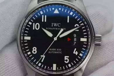 Iwc Mark 17 pilot automatic watch