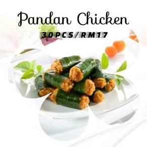 Halal Frozen Food Dimsum Dumpling Ayam Pandan