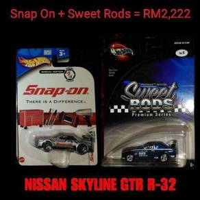 HOTWHEELS - Nissan Ae86 Super Treasure Hunt 599xx