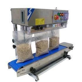 Vertical Continuous Band Sealer
